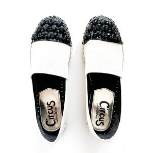 circus by sam edelman linda slip-on espadrilles
